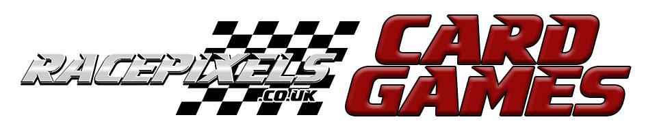 racepixels card games logo
