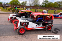 Heritage F2 Stock Cars