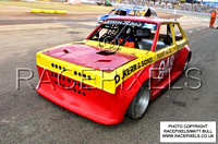 National Hot Rods support races